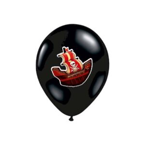 Ballon Latex Bateau Pirate