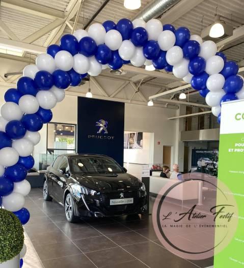 Arche Peugeot 2021