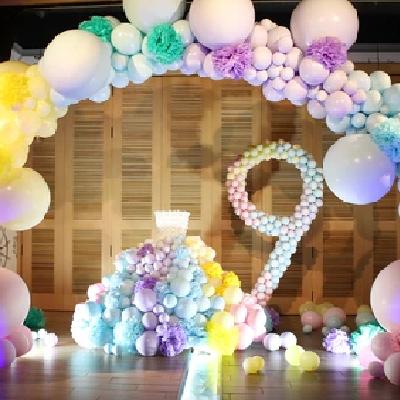 Arche Pro Ballons Anniversaire