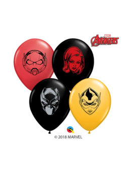 Ballons Latex personnages Marvel