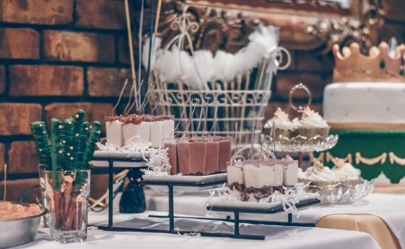 Bar à Desserts Journées Portes Ouvertes