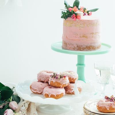 Gateau crème Sweet Tables