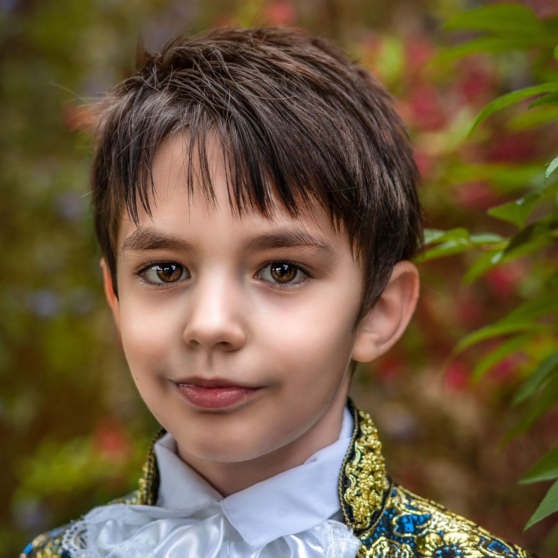 Portrait enfant par la fée des souvenirs