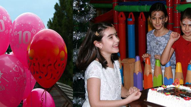 Anniversaire Enfants 9 à 12 ans