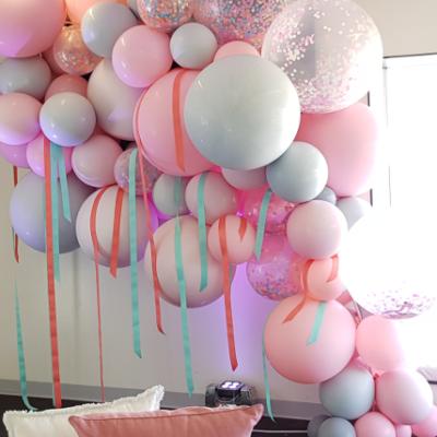 Décorations Ballons Organique