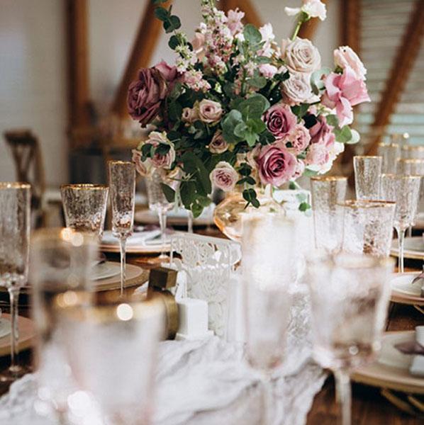 Table Mariage L'Atelier Festif